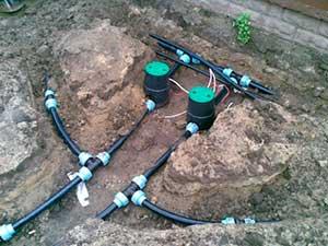 Оборудование для полива сада