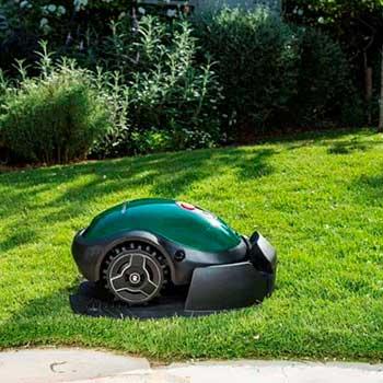 Робокос для газона