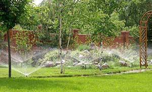 Садовый полив