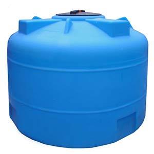 Емкость 4500 литров круглая
